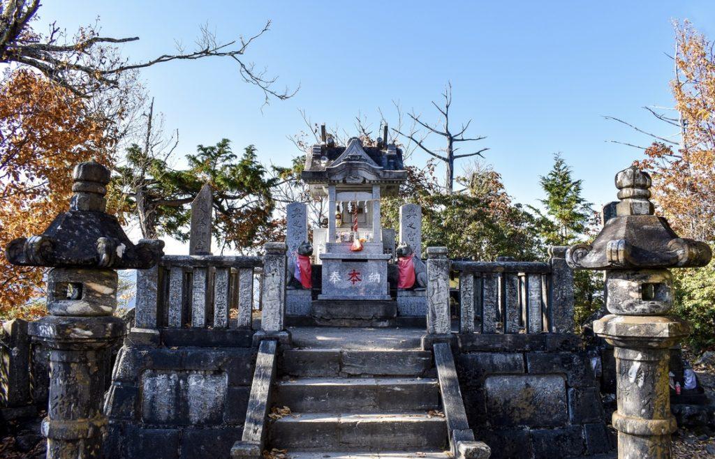 三峯神社_奥宮