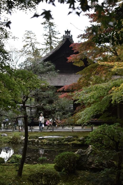 南禅院_庭園と書院と紅葉と
