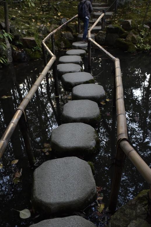 天授庵_紅葉の池泉回遊式庭園