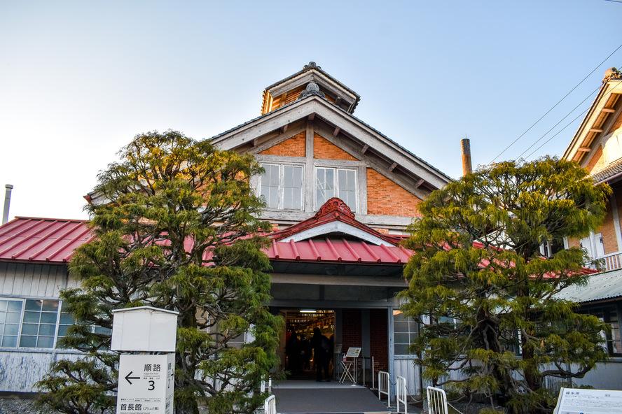 富岡製糸場_製糸所の外観