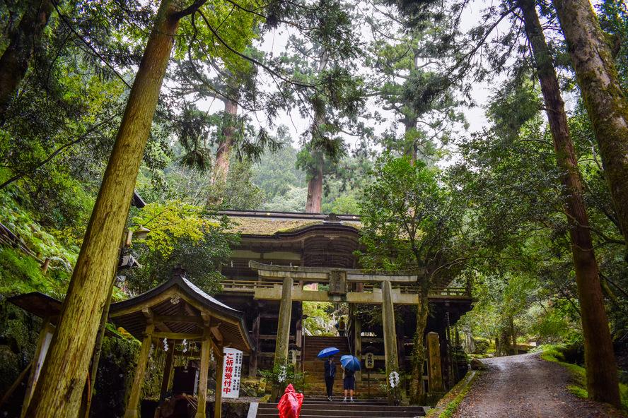 鞍馬寺_由岐神社