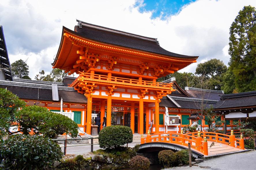楼門_上賀茂神社