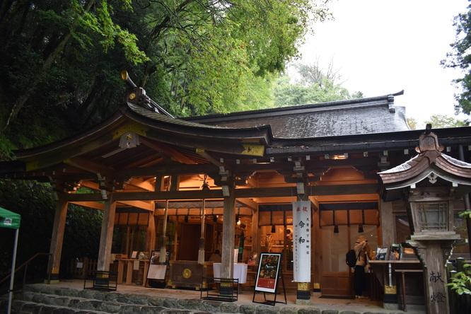 貴船神社_本宮・本殿