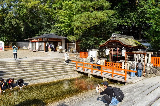 下鴨神社・御手洗池