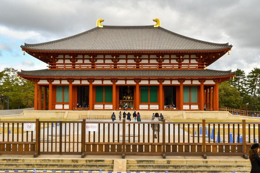 興福寺の旅行情報まとめ_中金堂