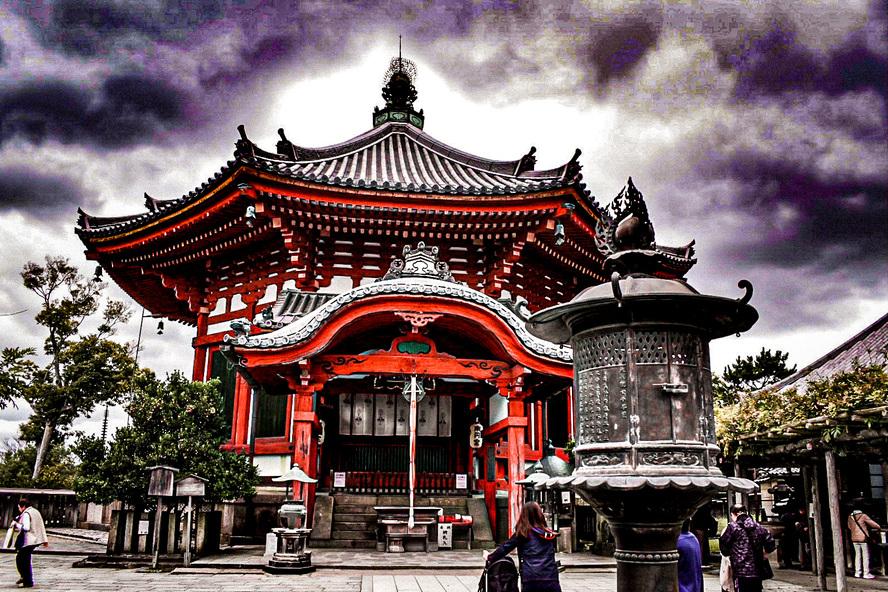 興福寺の歴史_南円堂