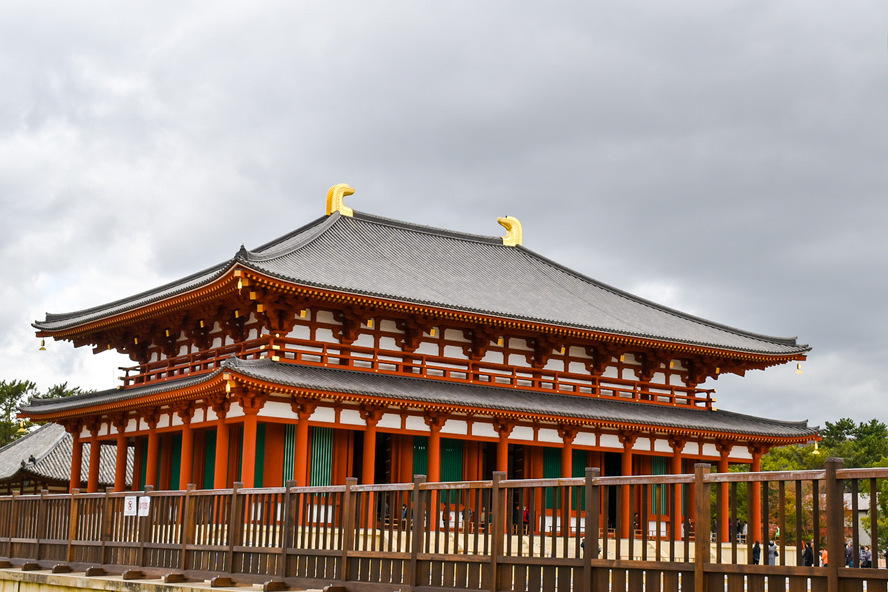 興福寺の観光案内_中金堂
