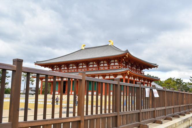 興福寺の見どころ_中金堂
