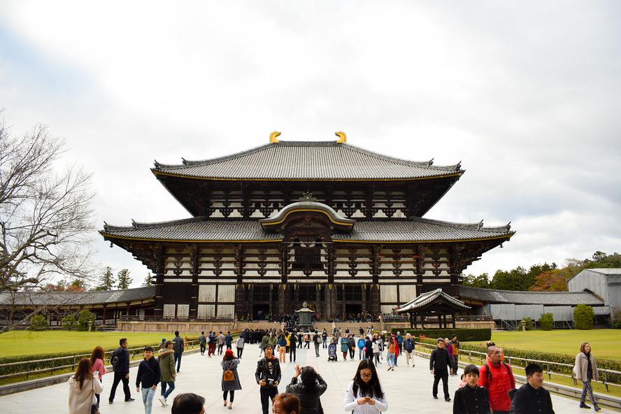 東大寺大仏殿_奈良公園の見どころ