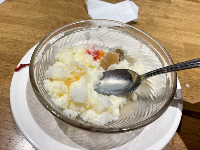 天文館むじゃき_白くまアイス実食!