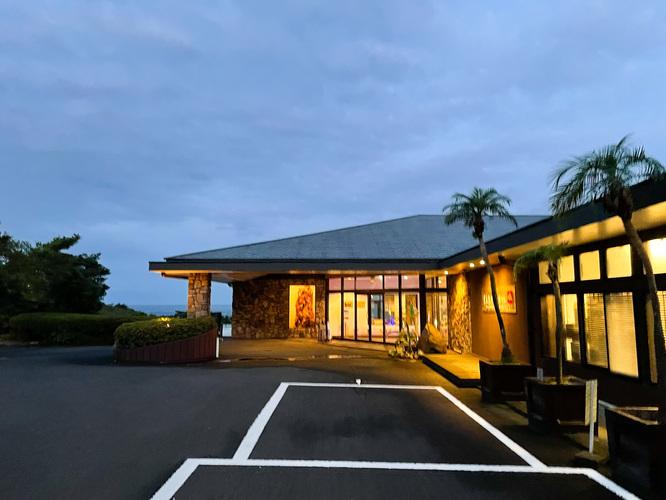 屋久島グリーンホテルへの帰還
