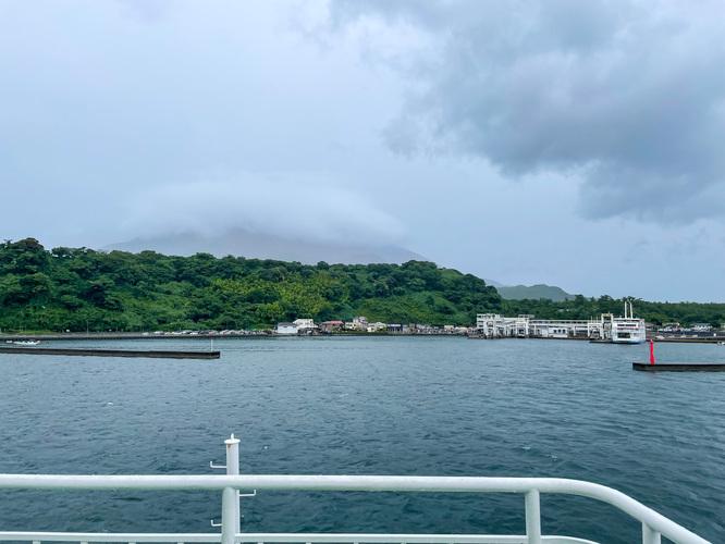 鹿児島観光_桜島フェリー