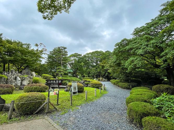 名古屋城_二之丸庭園