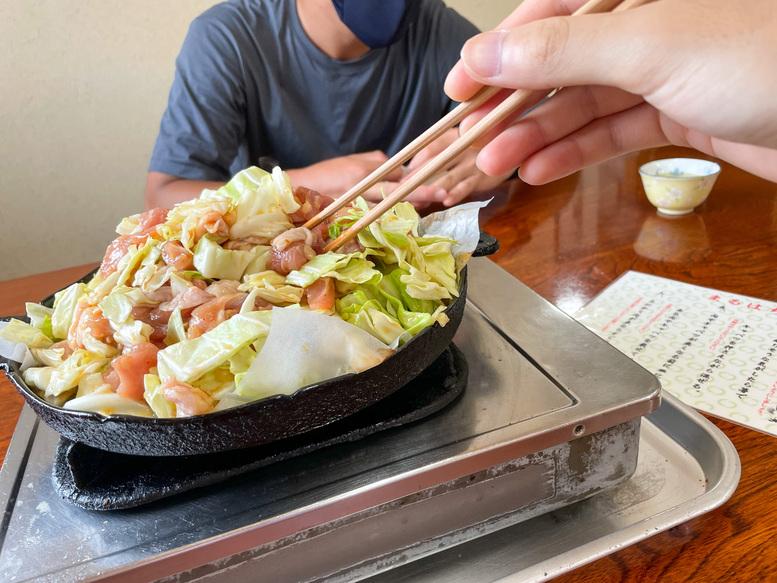 下呂温泉グルメ_けいちゃん_まるはち食堂