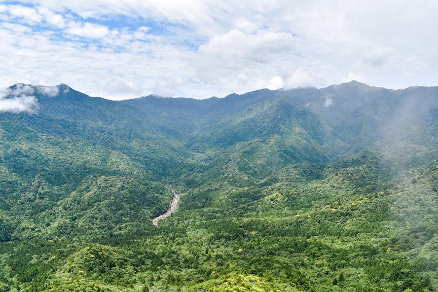 白谷雲水峡_太鼓岩のパノラマ・もののけ姫の森_屋久島観光のオススメ