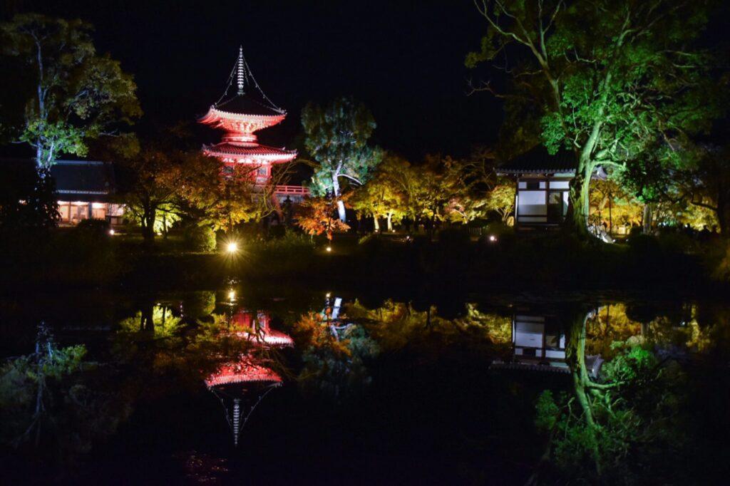 大覚寺_嵐山の紅葉まとめ_オススメ観光地
