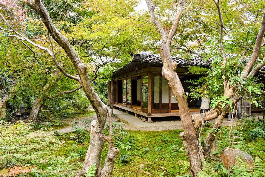 厭離庵の歴史_京都・嵐山の紅葉名所