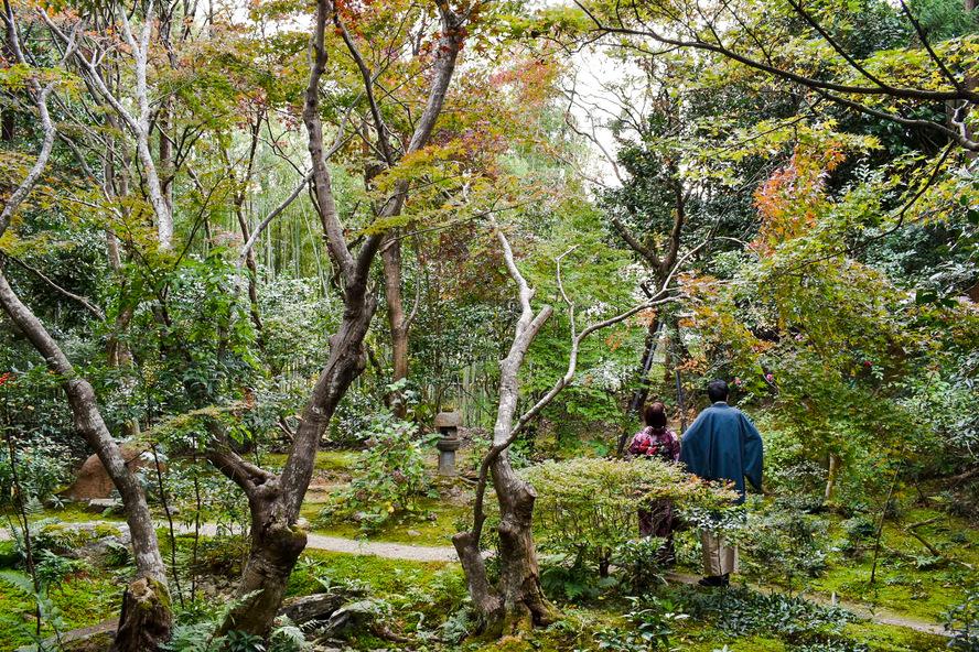 厭離庵の見どころ_京都・嵐山の紅葉名所