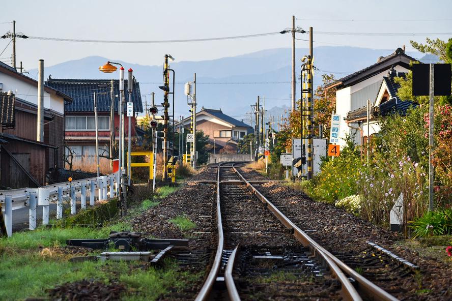 立雲峡から竹田城跡_エモい風景