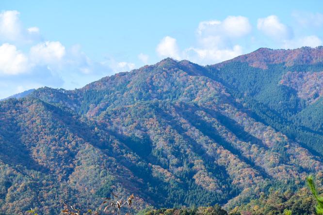 竹田城跡の見どころ_南千畳からの風景_もののけ姫