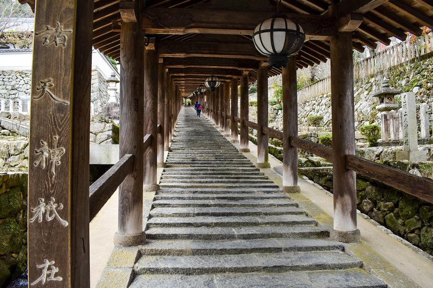 長谷寺・奈良の見どころ_登廊